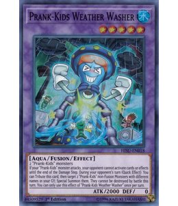 Yu-Gi-Oh! Prank-Kids Weather Washer - HISU-EN018