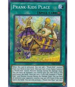Yu-Gi-Oh! Prank-Kids Place - HISU-EN023