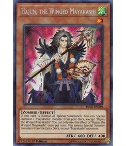 Yu-Gi-Oh! Hajun. the Winged Mayakashi - HISU-EN029