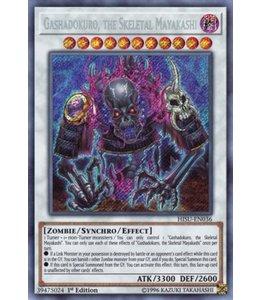 Yu-Gi-Oh! Gashadokuro. the Skeletal Mayakashi - HISU-EN036