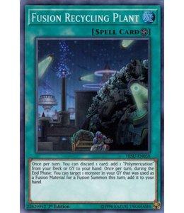 Yu-Gi-Oh! Fusion Recycling Plant - HISU-EN058