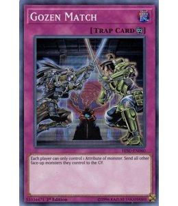 Yu-Gi-Oh! Gozen Match - HISU-EN060