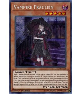 Yu-Gi-Oh! Vampire Fraulein - DASA-EN003