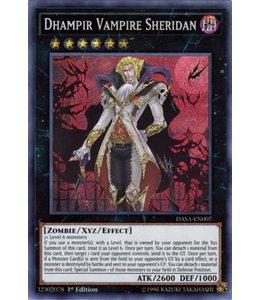 Yu-Gi-Oh! Dhampir Vampire Sheridan - DASA-EN007