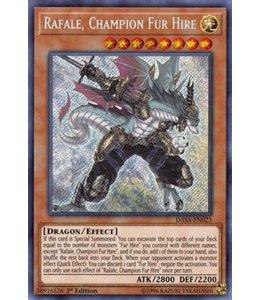 Yu-Gi-Oh! Rafale. Champion Fur Hire - DASA-EN023