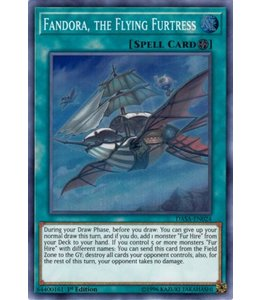 Yu-Gi-Oh! Fandora. the Flying Furtress - DASA-EN024