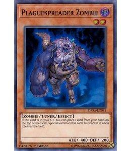 Yu-Gi-Oh! Plaguespreader Zombie - DASA-EN041
