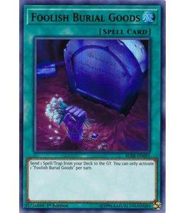 Yu-Gi-Oh! Foolish Burial Goods - DASA-EN058