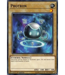 Yu-Gi-Oh! Protron FLOD-EN001