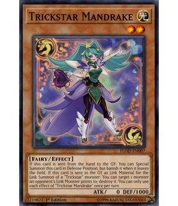 Yu-Gi-Oh! Trickstar Mandrake FLOD-EN007