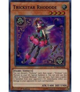 Yu-Gi-Oh! Trickstar Rhodode FLOD-EN008