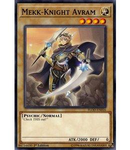Yu-Gi-Oh! Mekk-Knight Avram FLOD-EN016