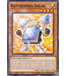 Yu-Gi-Oh! Batteryman Solar FLOD-EN027
