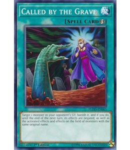 Yu-Gi-Oh! Called by the Grave FLOD-EN065