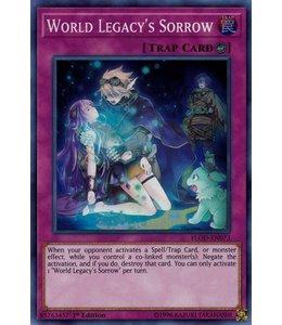 Yu-Gi-Oh! World Legacy's Sorrow FLOD-EN073