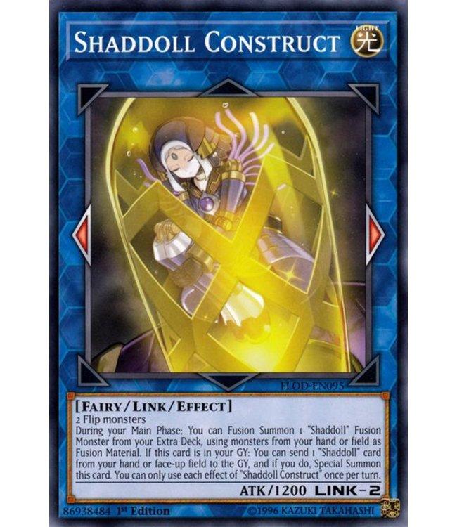 Yu-Gi-Oh! Shaddoll Construct FLOD-EN095