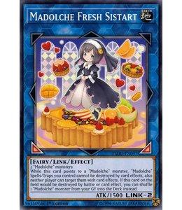 Yu-Gi-Oh! Madolche Fresh Sistart FLOD-EN097
