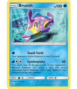 Pokemon Bruxish - S&M BuSh 38/147 - Reverse