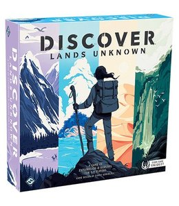 Fantasy Flight Discover Lands Unknown
