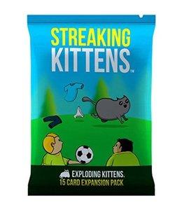 Exploding Kittens Exploding Kittens Streaking Kittens Expansion