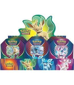 Pokemon Evolution Celebration Tin