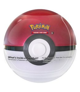 Pokemon Pokeball Tin 2018