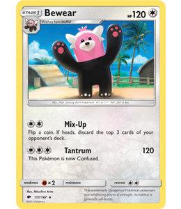 Pokemon Bewear - S&M BuSh 111/147