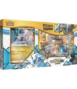 Pokemon Dragon Majesty Legends of Unova GX Collection