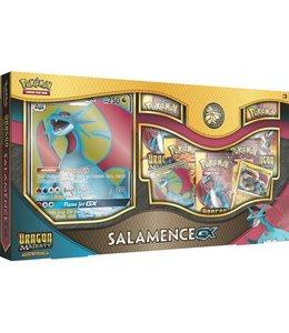Pokemon Dragon Majesty Special Coll. Salamence / White Kyurem