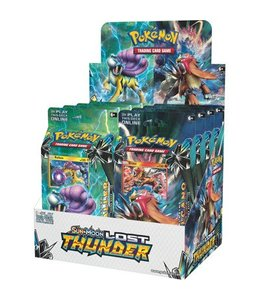 Pokemon Lost Thunder Theme Deck