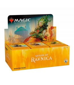Magic the Gathering Guilds of Ravnica Booster