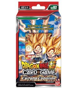 DragonBall Super Series 3 The Extreme Evolution Starter Deck