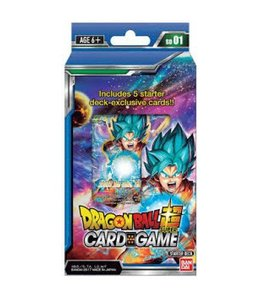 DragonBall Super Starter Deck The Awakening