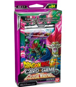 DragonBall Super Colossal Warfare Special Pack