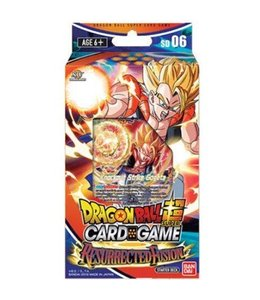 DragonBall Super Series 5 Blue Starter Deck