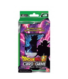 DragonBall Super Series 4 Guardian of Nameki Starter Deck