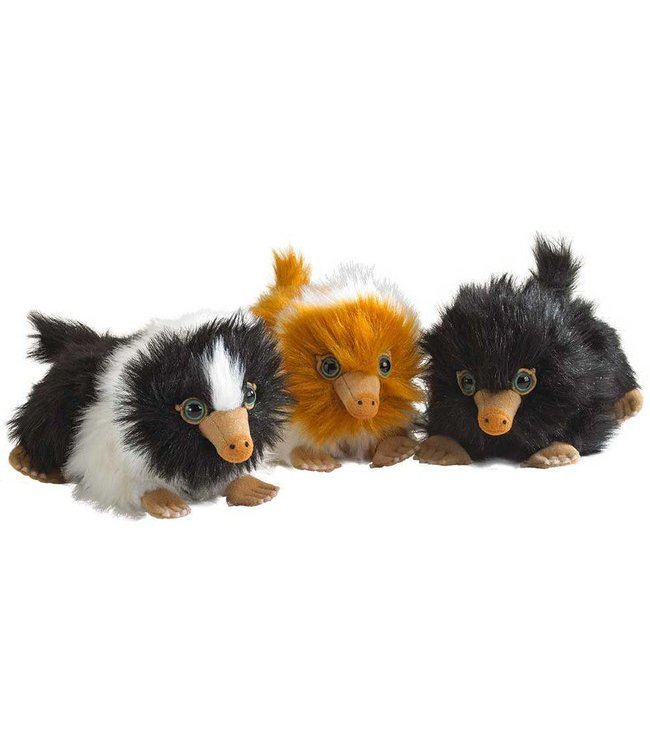 Noble Collection Mini Baby Niffler Plush