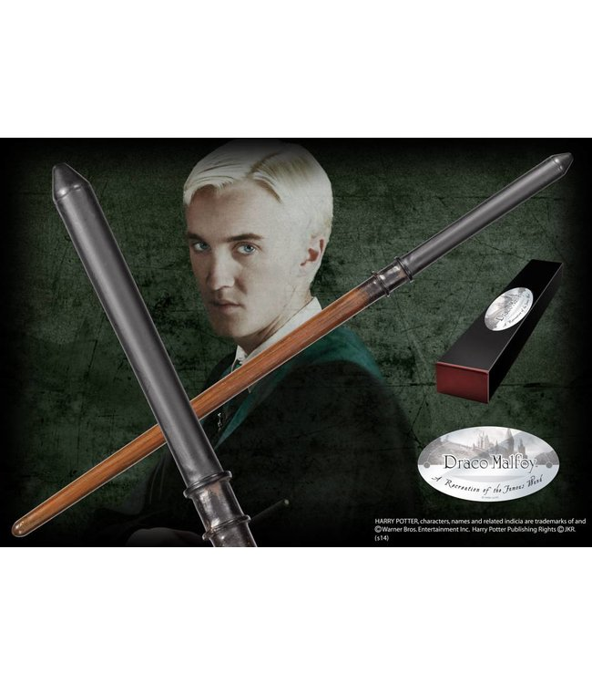 Noble Collection Draco Malfoys Wand