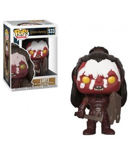 Funko Lord of the Rings POP! Movies Vinyl Figure Lurtz 9 cm