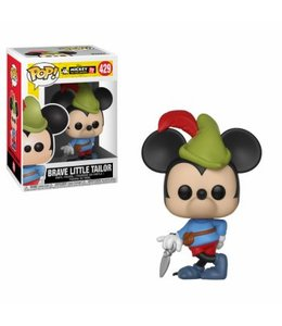 Funko Funko POP! Mickeys 90th Anniversary  Brave Little Tailor Vinyl Figure 10cm