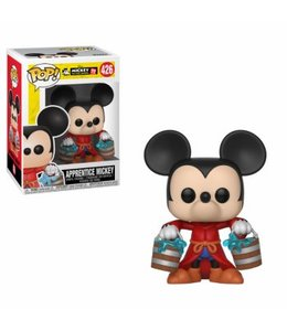 Funko Funko POP! Mickey's 90th Anniversary: Apprentice Mickey Vinyl Figure 10cm