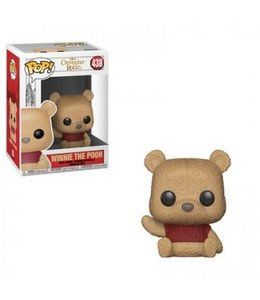 Funko Funko POP! Christopher Robin - Winnie the Pooh Vinyl Figure 10cm