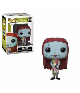 Funko Funko POP! NBX - Sally w Basket Vinyl Figure 10cm