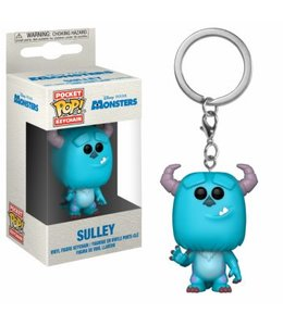 Funko Funko Pocket POP! Keychain Monsters Inc. - Sulley Vinyl Figure 4cm