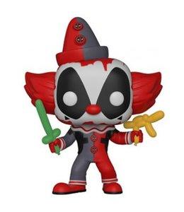 Funko Funko POP! Deadpool Playtime - Deadpool Clown Vinyl Figure 10cm