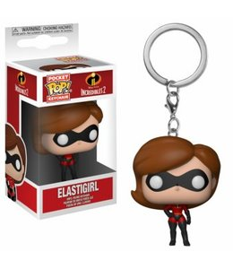 Funko Funko POP! Keychains  Incredibles 2 - Elastigirl Vinyl Figure 4cm