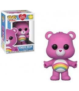 Funko Funko POP! Care Bears - Cheer Bear Vinyl Figure 10cm