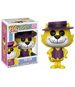 Funko Funko POP! Animation Hanna Barbera - Top Cat Vinyl Figure 10cm