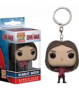 Funko Funko POP! Vinyl Keychain - Captain America 3  Civil War - Scarlet Witch