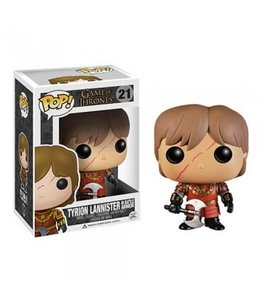 Funko Funko POP! - Game Of Thrones - Tyrion In Battle Armor Vinyl Figure 4-inch